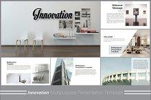 Innovation Keynote Template