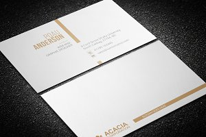 Golap Business Card