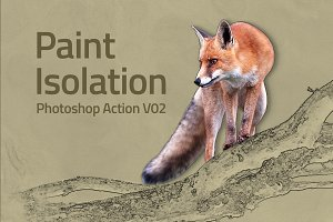 Paint Isolation Effect V02