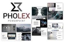 PHOLEX  Powerpoint Presentation
