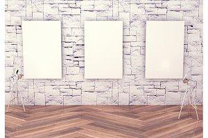 Mocap interior gallery.