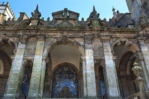 Porto Cathedral, Portugal.