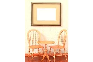 Mocap home interior room