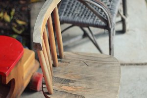 A Kid's Chair