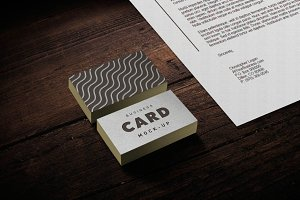 Business Card / Stationery Mockup