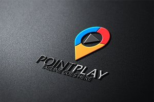 Point Play Logo
