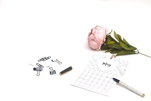 Monthly Styled Stock Photos