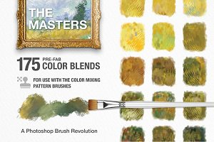 Impressionist Masters Color Blends