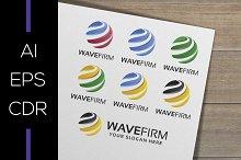 Logo Wave company