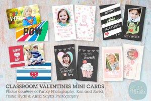 AV015 Valentine Classroom Cards