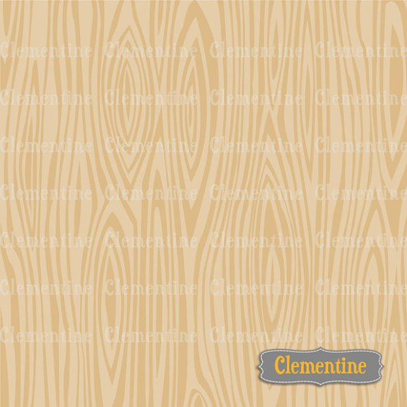 Wood grain digital papers in Patterns - product preview 1