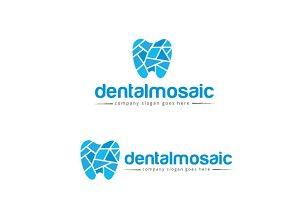 Dentalmosaic Logo