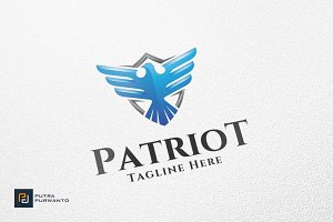 Patriot - Logo Template