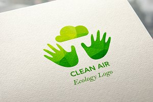 Ecology Clean Air Logo