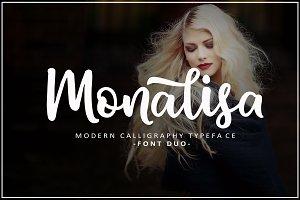 Monalisa Script (35% OFF)