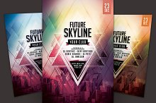 Future Skyline Flyer