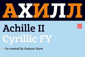 Achille II Cyr FY Bold