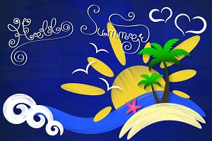 Hello summer sun