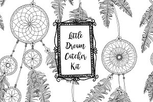 Little Dream Catcher Kit