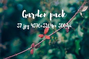 Garden Pack III