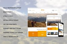 Trip Bootstrap Template