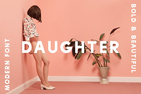 Daughter Font