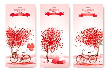 Valentine holiday backgrounds