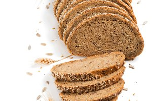 Sliced Cereal Bread
