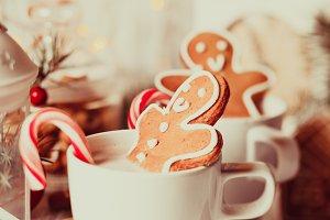 The Christmas dessert