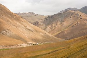 Mountains of Central Asia