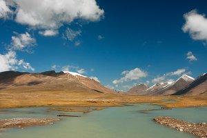 Mountain rivers