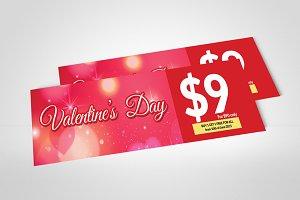 Valentine's Pass & Party Tickets