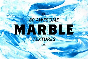 80 Awesome Marble Texture Pack