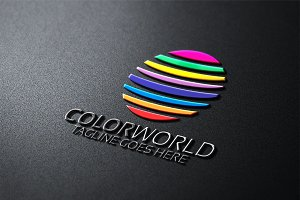Color World Logo