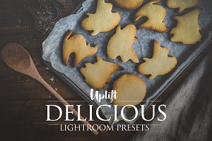 Delicious Lightroom Presets