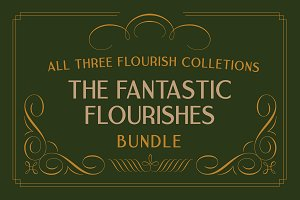 The Fantastic Flourishes Bundle