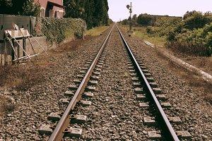 Infinite train tracks