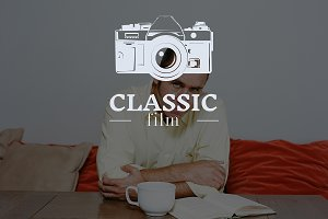 Classic Film - Lightroom Presets