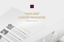 Explore Luxury Magazine