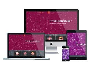LT Inteco - Company IT Joomla