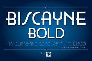 Biscayne Bold
