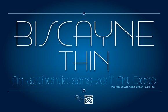 Biscayne Thin