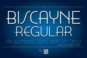 Biscayne Regular