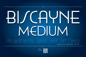 Biscayne Medium