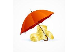Insurance Concept. Vector