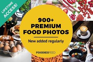 900+ Premium Food Photos