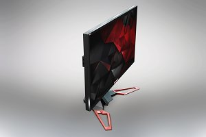 Acer Predator 32 Inch Mock Up