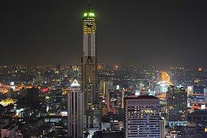Bangkok, Baiyoke Sky Hotel