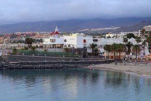 La Pinta beach,Tenerife.
