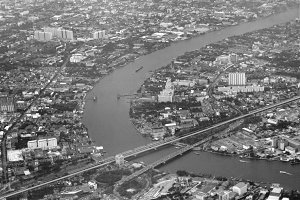 Plane view, Bangkok